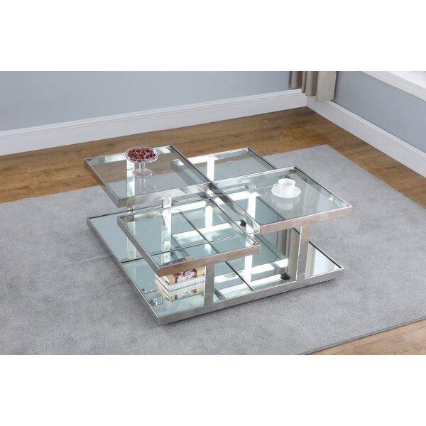 Mattapan Floor Shelf Coffee Table By Orren Ellis