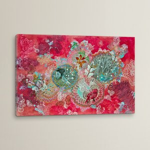 ''Nieve' Painting Print on Wrapped Canvas by World Menagerie