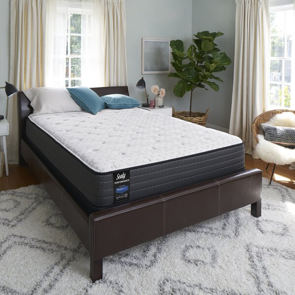 Response Performance 12 inch Medium Innerspring Mattress by Sealy