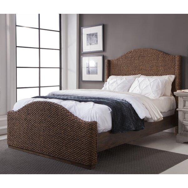 Nigel Woven Standard Bed by Bay Isle Home