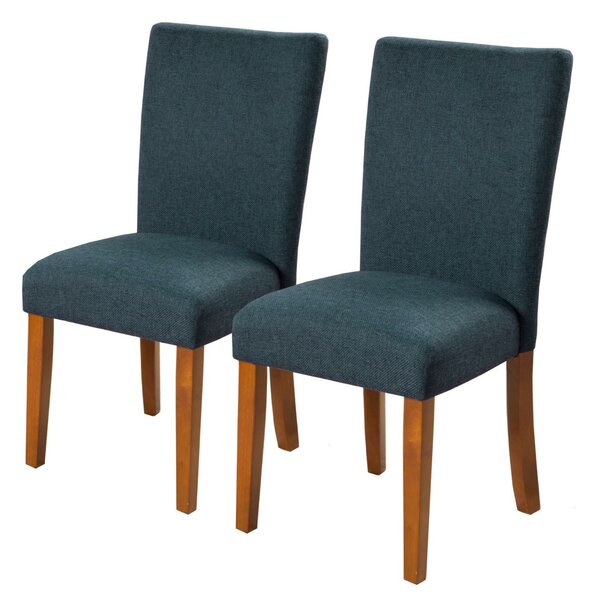 Rotherham Upholstered Dining Chair (Set of 2) by Alcott Hill