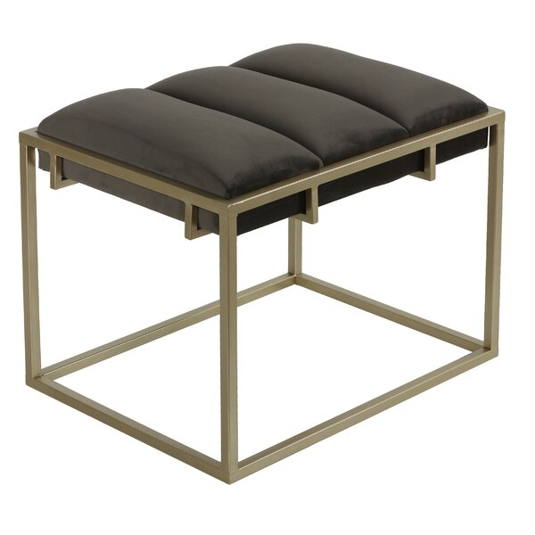 Joshi Rectangular Tufted Ottoman by Mercer41