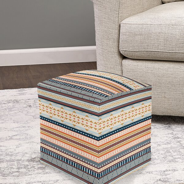 Alberto Pouf by Bungalow Rose