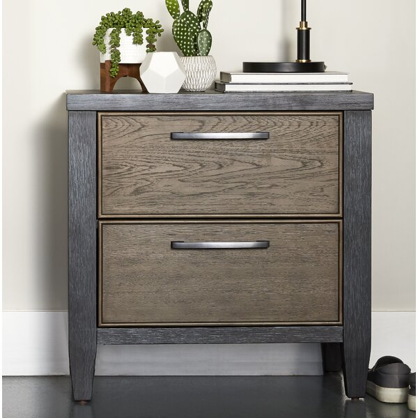 Lymingt 2 Drawer Nightstand by Brayden Studio