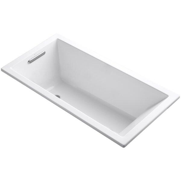 Underscore Vibracoustic 60 x 30 Soaking Bathtub by Kohler