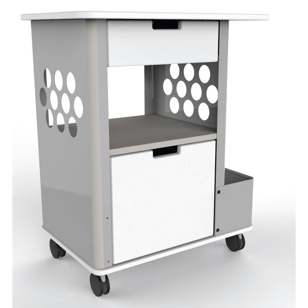 Focal Rolling Book Cart by Safco Products Company