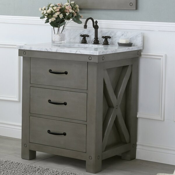 Cleora 30 Single Bathroom Vanity Set by Williston Forge