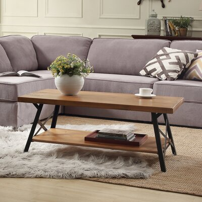 Wood Top Coffee Tables You Ll Love In 2020 Wayfair