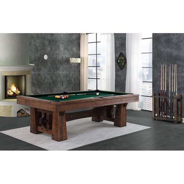 Bull Run 8' Slate Pool Table by Playcraft