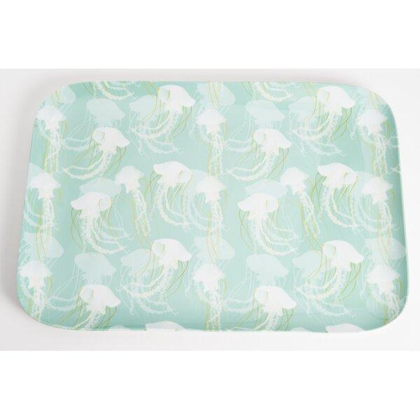 Jellyfish Melamine Platter by Galleyware Company