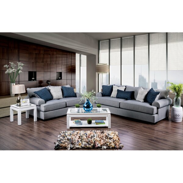 Douglasland Configurable Living Room Set by Darby Home Co