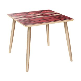 Upper Strode End Table by Bungalow Rose