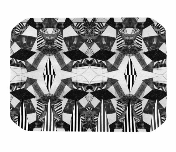 Tessellation Placemat by KESS InHouse