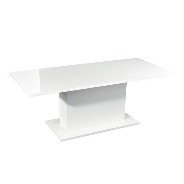Redding Flexible Extendable Dining Table by Orren Ellis Orren Ellis