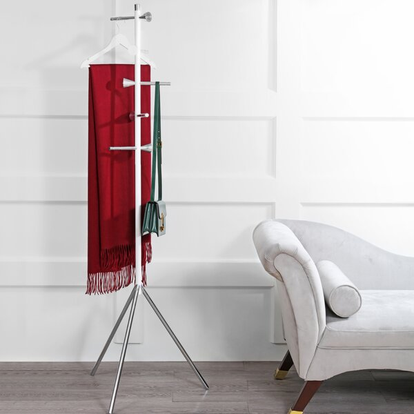Peeples Metal Coat Rack by Latitude Run