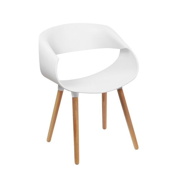 Dedrick Side Chair in White (Set of 4) by Corrigan Studio Corrigan Studio