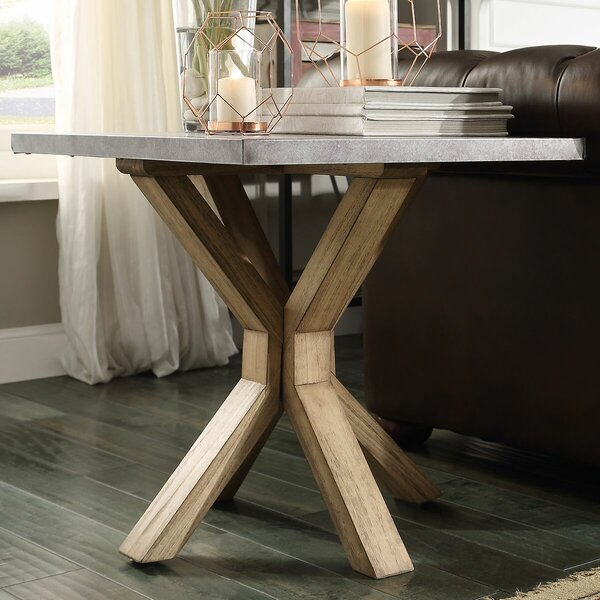 Peterson End Table by Union Rustic
