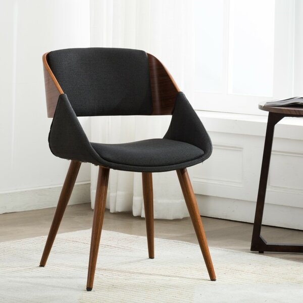 Pearce Upholstered Dining Chair by Union Rustic