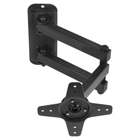 Articulating Arm/Tilt/Swivel Wall Mount for 12 - 24 LCD by Cheetah Mounts