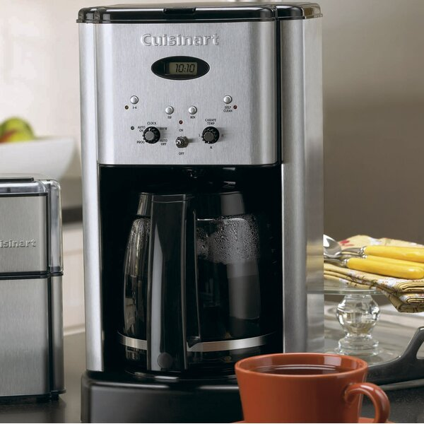 12-Cup Brew Central Programmable Coffee Maker by Cuisinart