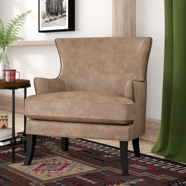 Sirmans Wingback Chair by Loon Peak