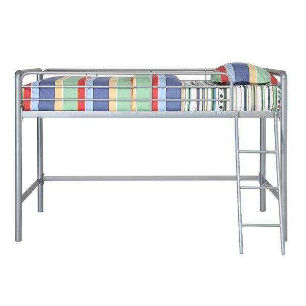 Charla Junior Twin Low Loft Bed by Viv + Rae