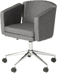 Genial Fabric Office Chairs