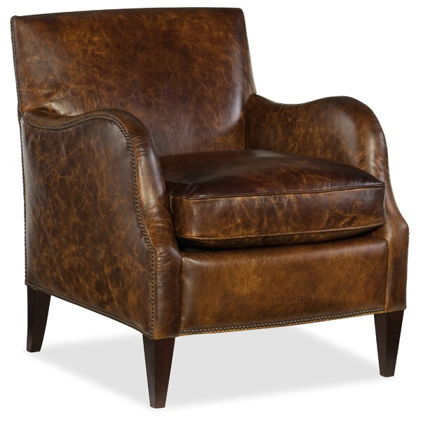 Thatcher Club Chair by Hooker Furniture