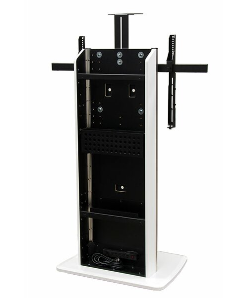 Fixed Base Telepresence Stand for 40 - 90 Displays by VFI