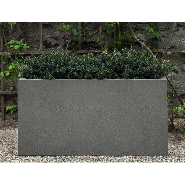 Pulliam Fiberglass Planter Box by Orren Ellis