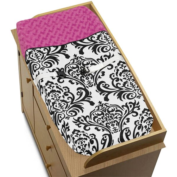 Isabella Changing Pad Cover by Sweet Jojo Designs