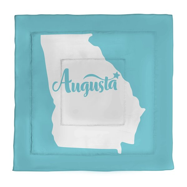 Georgia Augusta Single Reversible Comforter