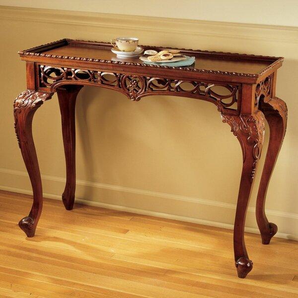 Design Toscano Brown Console Tables