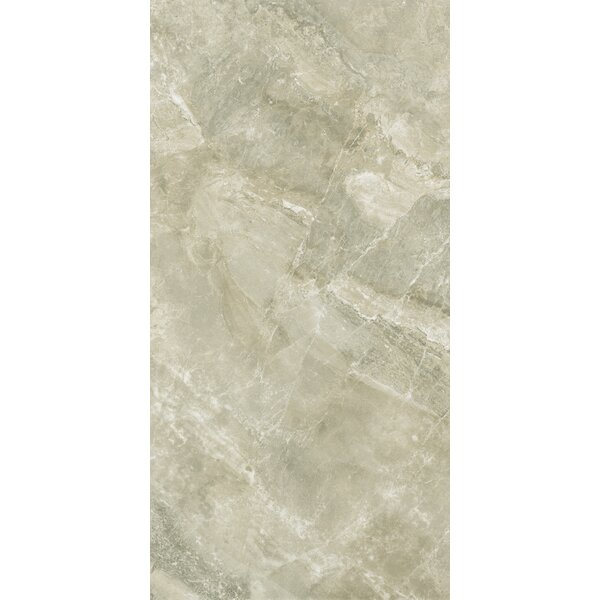 Anthology 18 x 36 Porcelain Field Tile in Walnut by Tesoro