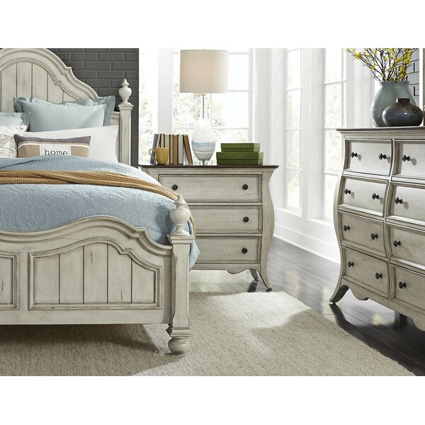 Stalybridge 3 Drawer Bachelors Chest by Darby Home Co