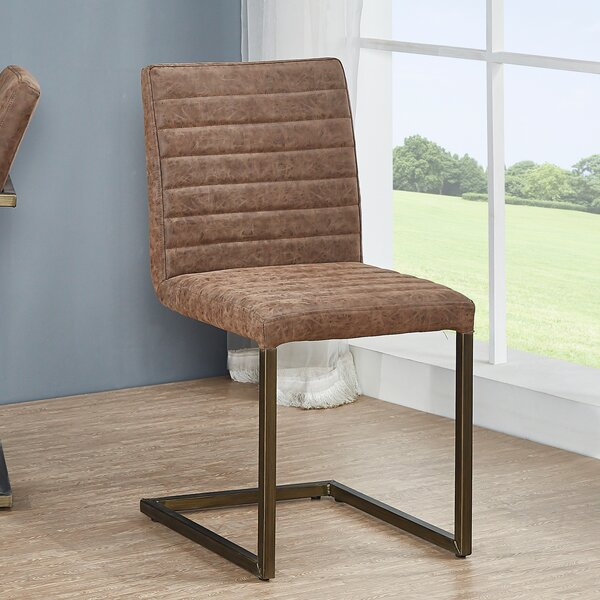 Gilleland Upholstered Dining Chair (Set of 2) by Williston Forge