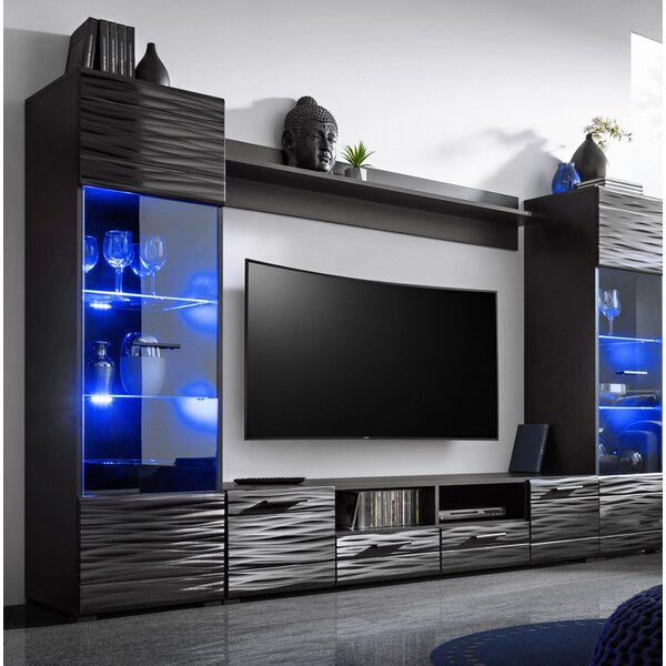 Priebe Modica Modern Entertainment Center by Orren