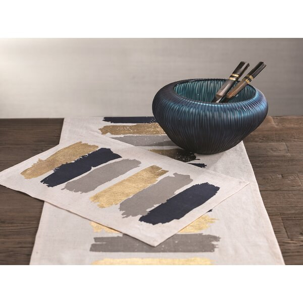 Ickes Table 13 Placemat (Set of 6) by Mercer41