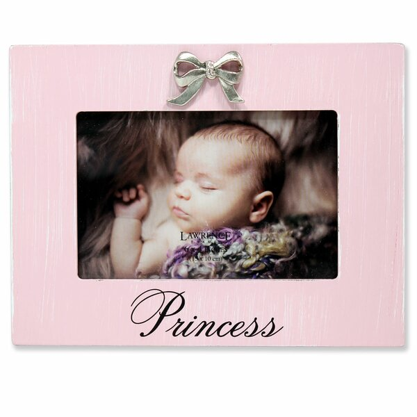 Barajas Princess Picture Frame by Harriet Bee