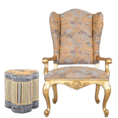 Goodsell Wingback Chair by Astoria Grand