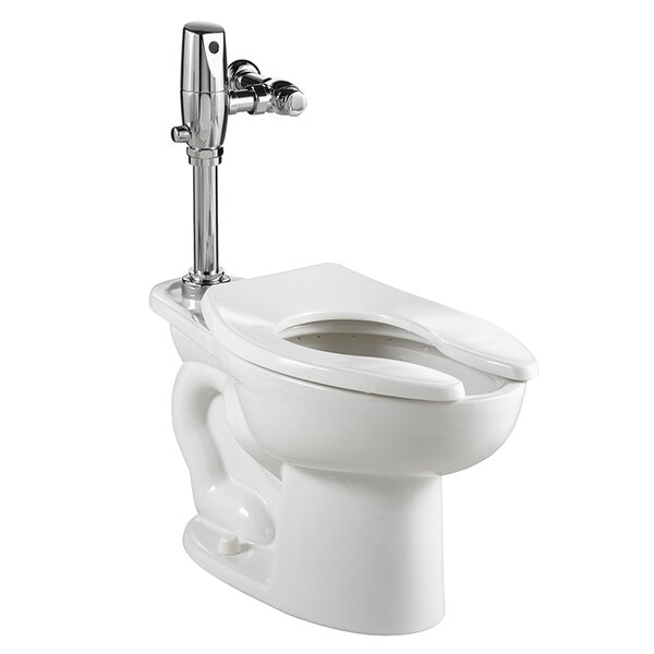 Madera System 1.1 GPF Elongated One-Piece Toilet by American Standard