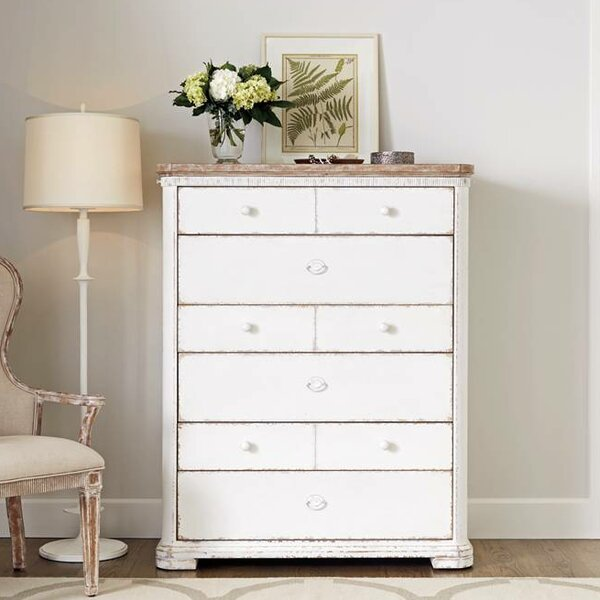 Juniper Dell 6 Drawer Chest by Stanley Furniture