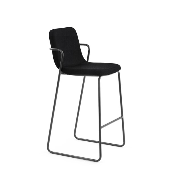 Zag 24'' Bar Stool by m.a.d. Furniture