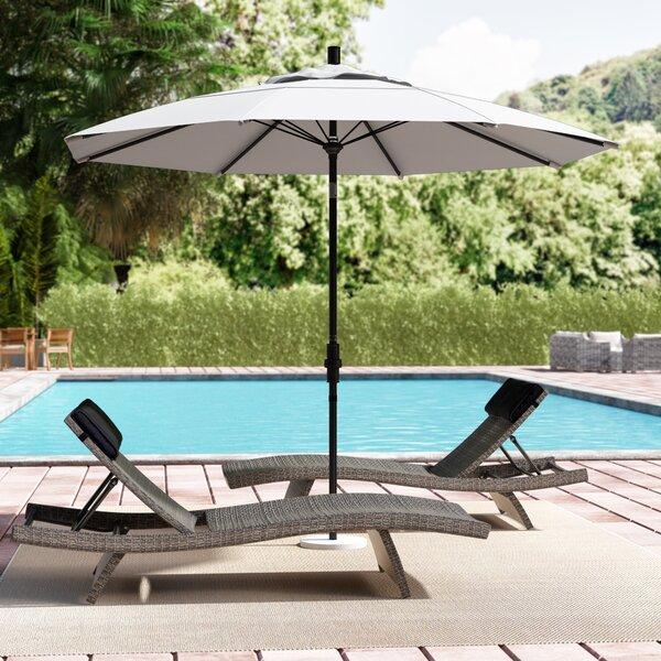 Golden State Series 9' Market Umbrella by California Umbrella