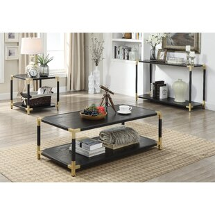 Buying Goodwin 3 Piece Coffee Table Set By Mercer41