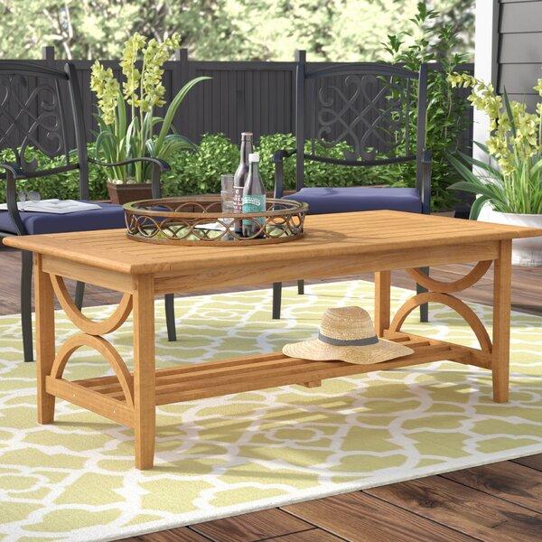 Brunswick Teak Coffee Table by Birch Lane™
