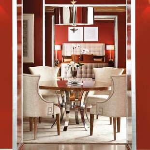 Soho Luxe 5 Piece Dining Set By Bernhardt