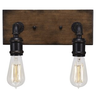 Big Save Davidson 2-Light Vanity Light By Trent Austin Design