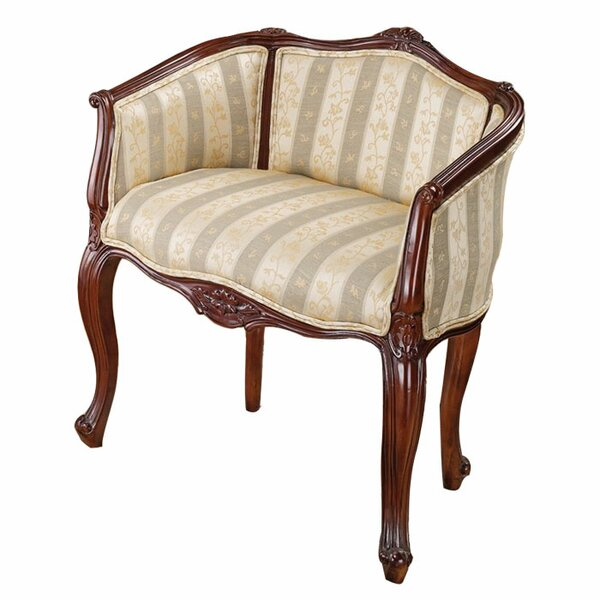 Barrel Chair by Design Toscano