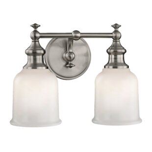 Find the perfect Combe 2-Light Vanity Light By Birch Lane™